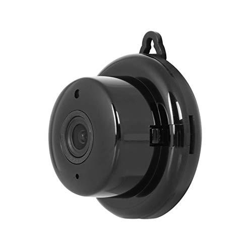 KKmoon Kamera Uberwachungskamera Mini Kamera Full HD 1080P Tragbare kleine Heimkamera mit Nachtsich Bewegungserkennung fur Innen und Ausen Sport