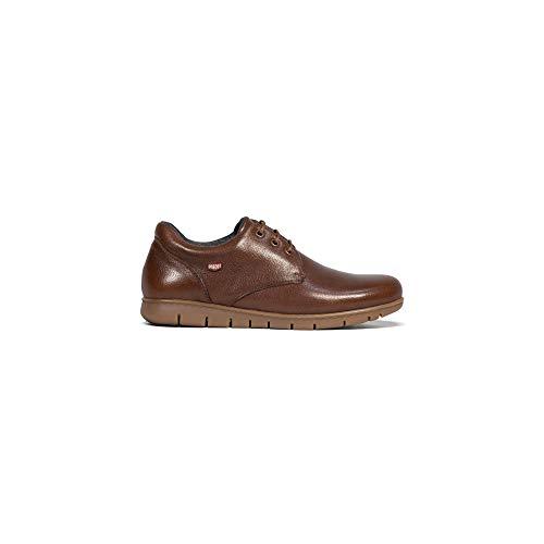 On Foot Blucher Velcros Zapato para Hombre - sintético Talla: 41