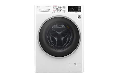 LG F14WD85EH1 Waschtrockner, weiß