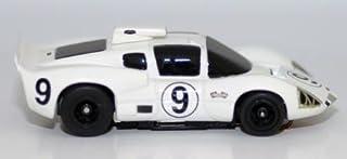 AFX Chaparral 2D Coupe #9 HO Scale Slot Car