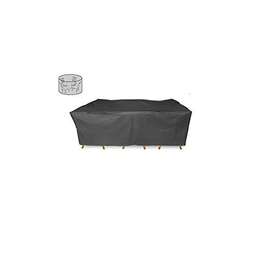 FCZBHT Couverture de Meubles Pare-poussière Extérieur, Mobilier De Jardin Housse De Table/Chaise/Canapé pour Les Quatre Saisons Porter/Protection Solaire Tissu Oxford Garde poussière