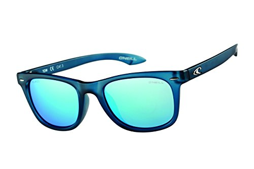 O'Neill Polarized Square Sunglasses, Matte Blue Crystal, 50 mm