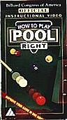 How To Play Pool Right Official Instructional Video