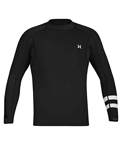 Hurley Herren Neoprenanzug M Advantage Plus 1/1 Jacket, Black, S, 890920