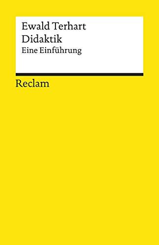 Didaktik: Eine Einführung (Reclams Universal-Bibliothek)