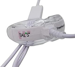 TAL'S Red Light Oral Health Dental Device | Red Light Therapy for Immediate Relief of Tooth Pain Gum Sensitivity | Promotes Healing of Tissue & Bone | Reduces Bacteria, Inflammation and Receding Gums