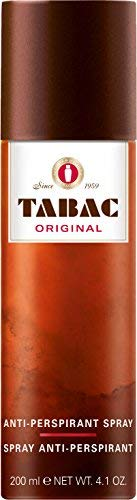 Tabac Original anti-perspirant Deo Spray homme / man, 200 ml 1er Pack(1 x 200 milliliters)