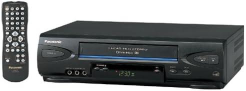 Panasonic PV-V4522 4-Head Hi-Fi VCR