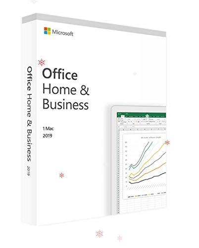 Office 2019 Home & Business Per Mac Key Licenza elettronica / spedizione Immediata / Fattura / Assistenza 7 su 7