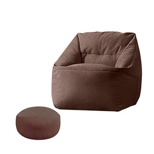 SD Fauteuil/Bean Bag Chaise/Grande Fauteuil/avec Repose-Pied/1 Poches/pour Enfants et adultes/65 * 65 * 65cm