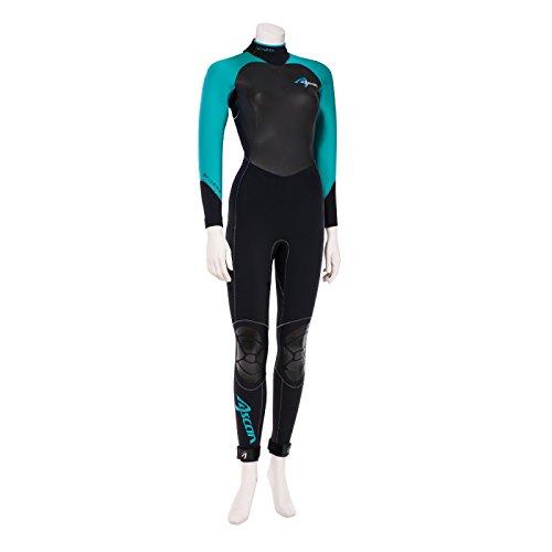 Ascan Style Comfort 5/4mm Mujer Traje De Neopreno Traje de Surf Windsurf
