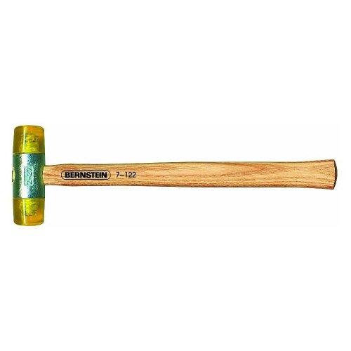 Bernstein Werkzeug GmbH 7-123 Kunststoffhammer, 32 mm Ø