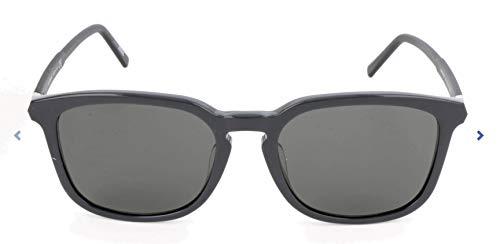 MONT Blanc zonnebril Mb586S-F brilframe, zwart (zwart), 55,0 heren