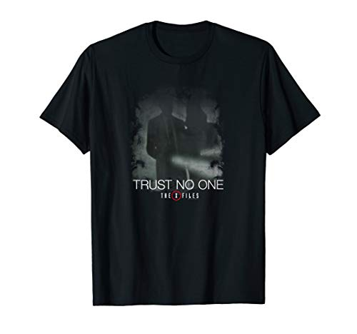 The X-Files Trust No One Characte T-Shirt