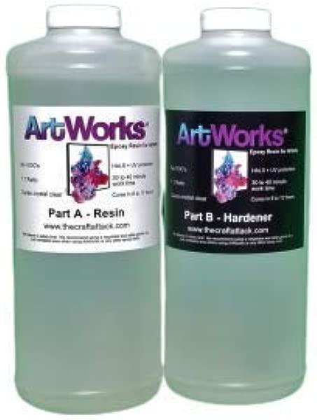 ArtWorks Epoxy Resin 64 Oz Kit