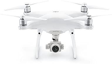 DJI Phantom 4 PRO Professional Drone, Hobby RC Quadcopter & Multirotor, White, CP.PT.000488