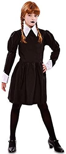 Disfraz Miercoles Addams Mujer