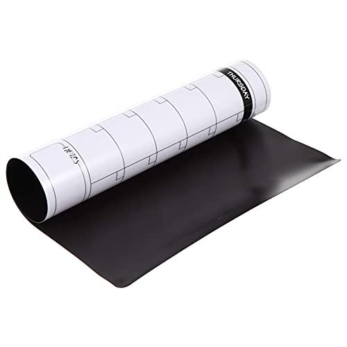 SHWYSHOP Calendario magnético Pizarra Blanca de borrado en seco para Nevera 2021 Planificador semanal mensual Pizarra Blanca Memo para la Lista de tareas de la Tienda P