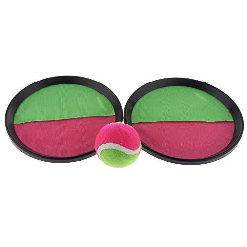 FITYLE Opleidingsbal voor Ouderschap Kleverige Racketballen Stel Hand-oogcoördinatie in