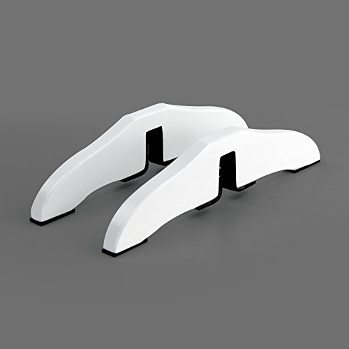 WELLAND Support Feet for 360 Degree Configurable Gate Collection White A Pair