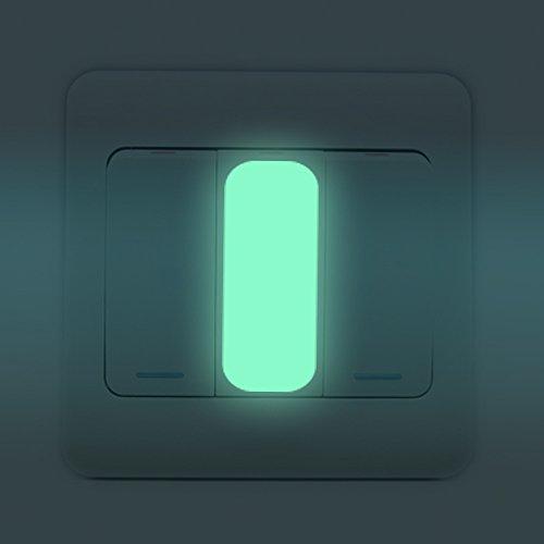 Lichtschalter-Aufkleber, Vinyl, für Lichtschalter