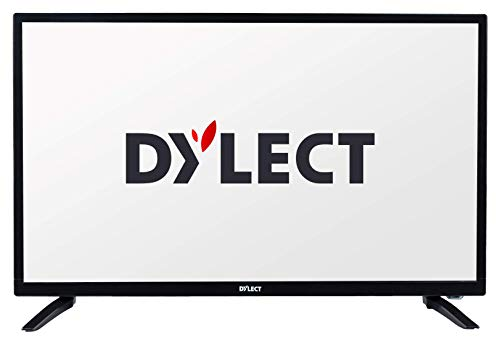 Dylect HD Ready LED TV 32IPS30H ( 80 cm , 32 Inches , Black , 2020 Model)
