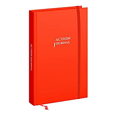 Action Journal: Daily Undated Planner for Goal Setting, Gratitude and Full Focus - Increase Productivity, Success & Happiness – 90 day Organizer for Man & Woman