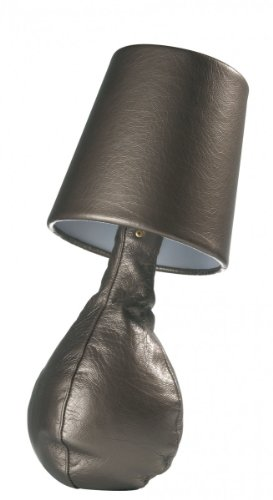 Sompex 13511 Tischleuchte Lichtsack Shade kupfer-metallic