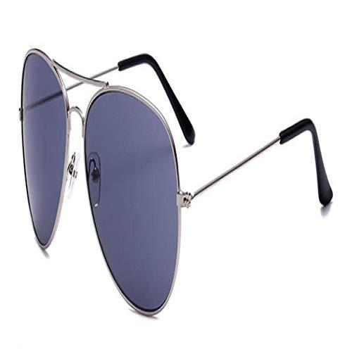 Gafas De Sol Polarizadas Gafas De Sol De Espejo A Estrenar Hombres Mujeres Pilotos Gafas De Piloto Uv400 Lente Espejada Gafas De Sol Silvergray