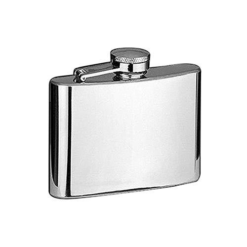 Collectsound - Fiaschetta per whisky, per liquori, bevande e feste di nozze, 113,4 g