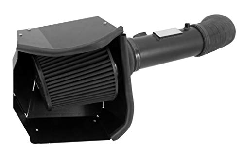K&N Cold Air Intake Kit: High Performance, Guaranteed to Increase Horsepower: Fits 2011-2016 Ford Super Duty (F250, F350, F450 F550) 6.7L V8 Diesel, 71-2582