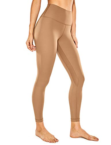 CRZ YOGA Mujer Deportivos Leggings Mallas Fitness Pantalones de Cintura Alta -63cm...
