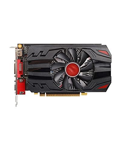 GUOQING Sistema de refrigeración sin Ventilador Apto Fit For Veineda 100% GPU Original Apto para GTX750 1GB GDDR5 Tarjeta Fit For GTX650Ti, HD6850, R7 350 Apto Fit For...