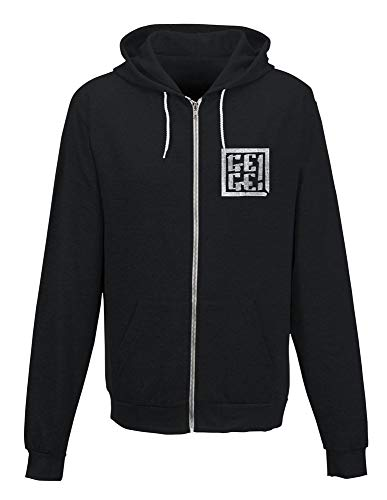 Maxim - GE GE - Zipper | Original YouTube Twitch Merchandise, Größe:XL