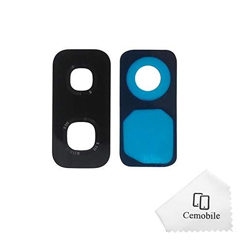 Cemobile Rear Back Camera Lens Glass Replacement for Samsung...
