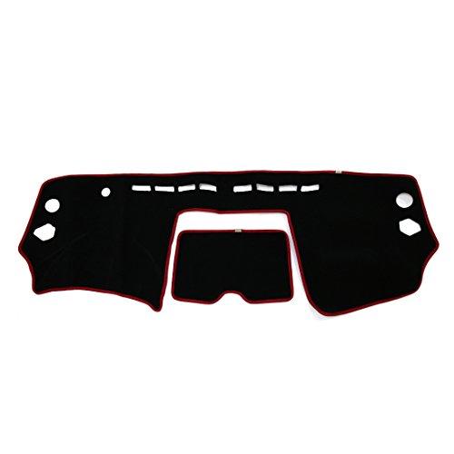 uxcell Car Dash Sun Cover Dashboard Mat Carpet Pad for Nissan X-Trail...