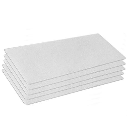 5 Mikrofilter Feinfilter Staubfilter universal Staubsauger Filter zum Zuschneiden