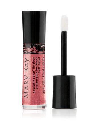 Mary Kay Nourishine Lip Gloss Pink Luster