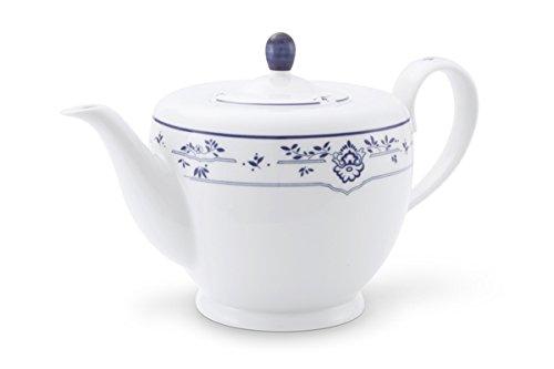 Friesland Teekanne 1,25l Atlantis Friesisch Blau