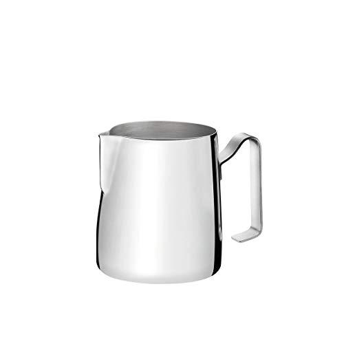 Tramontina 61437-101 Jarra de leche Barista de acero inoxidable, 760 ml, diámetro...