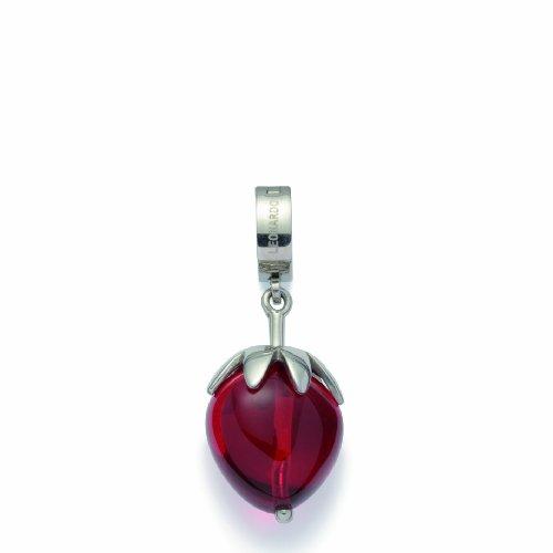 Leonardo Jewels Damen-Anhänger Edelstahl centimeters 011754 Anhänger Strawberry Darlin's
