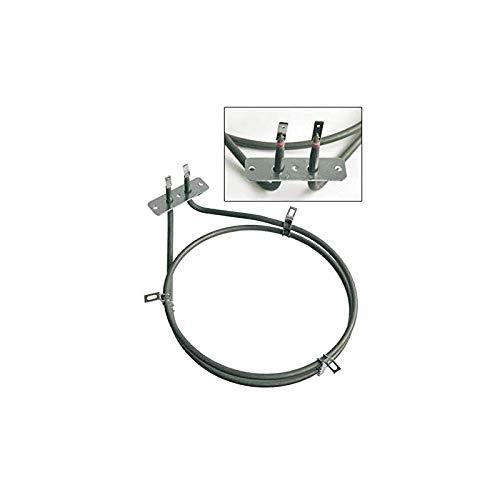 Resistance four ventile 1600w 220v D. 19cm Ariston C00045432