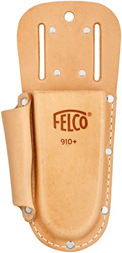 Felco Number 910 Plus Leather Holster F910+, Brown, 35x15x5 cm
