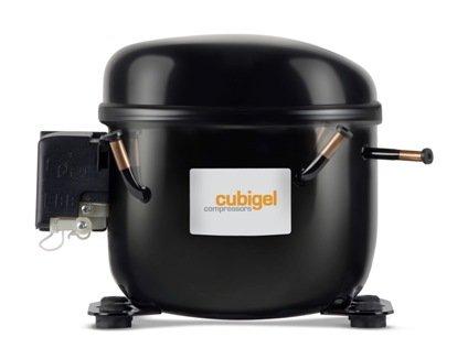 Casaricambi - Compressore Per Frigorifero Cubigel Ml60Tb Per R404A/R507 Gas 1/4Hp 6Cc