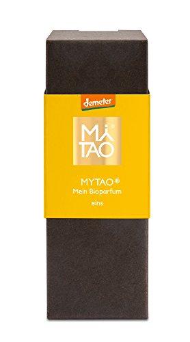 MYTAO eins, Bioparfum aus 100% naturreinen Rohstoffen, 15 ml