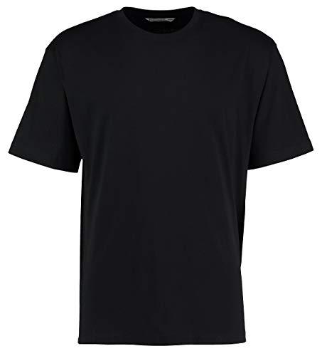 KUSTOM KIT - T-shirt - - Manches courtes Homme - Noir - Noir - Xx-large