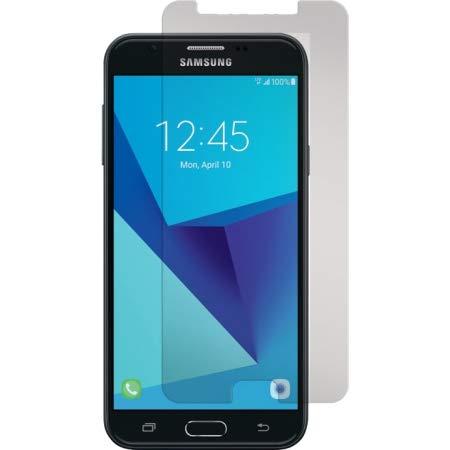 Gadget Guard - Black Ice Glass Screen Protector for Samsung Galaxy J7 2018 / J7 Refine / J7V 2nd Gen - Clear - GGBIXXC208SS03A