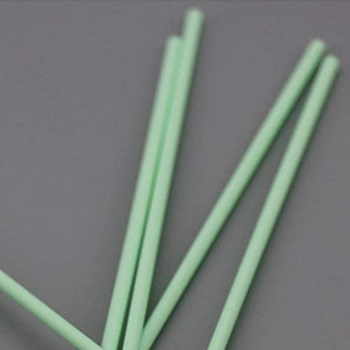 JF-XUAN 500/Single-Head Dust-Free PP Rod Swabs for Various Printer Cleaning Accessories 3D Printer Accessories