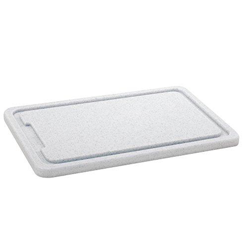 Metaltex pour marbre Table de Cuisine, M & aacutermol, 36 x 23 x 1,5 cm