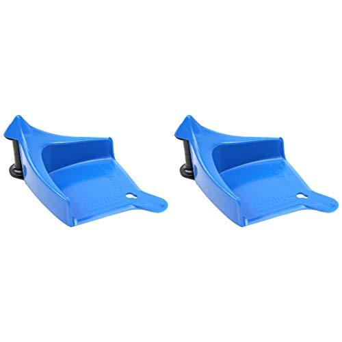Detail Guardz Pressure Washer, Jet Wash Car Wash Detailing Tool Car Wash Inserts 2 Pack Blue